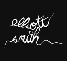 Elliott Smith (From a Basement on the Hill) by AdrienneOrpheus