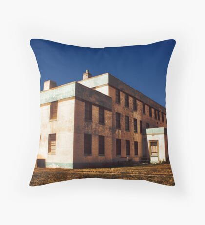 Community Hospital Throw Pillow