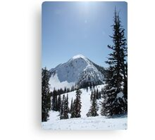 Midday on Milky Way Canvas Print