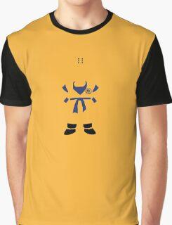 Krilin Dragon Bald Graphic T-Shirt