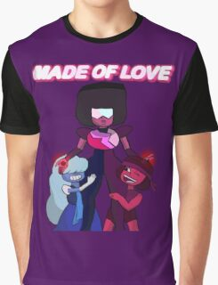 Made of Love Graphic T-Shirt
