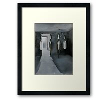 What have you done!? Framed Print