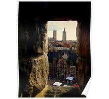 Through Stone Walls Poster