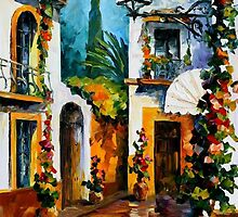 THE SUN OF JULY - OIL PAINTING BY LEONID AFREMOV by Leonid  Afremov