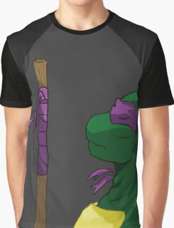Donatello in the Light Graphic T-Shirt