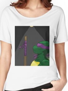 Donatello in the Light Women's Relaxed Fit T-Shirt