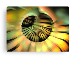 Solar Cell Canvas Print