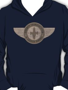 Serenity Transportation & Courier Service T-Shirt
