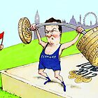 Osborne and Coe's Economic Olympics by GaryBarker
