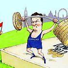 Osborne and Coe's Economic Olympics by GaryBarker