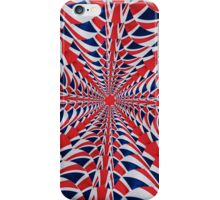 Union Flag Abstract iPhone Case/Skin