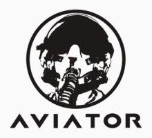 Aviator Fighter Pilot by rott515