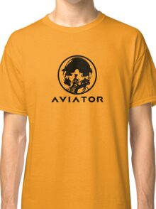 Aviator Fighter Pilot Classic T-Shirt