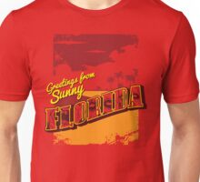 Greetings from Zombie Florida! T-Shirt