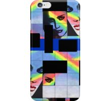 Retro Abstract iPhone Case iPhone Case/Skin
