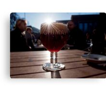 Chimay Canvas Print