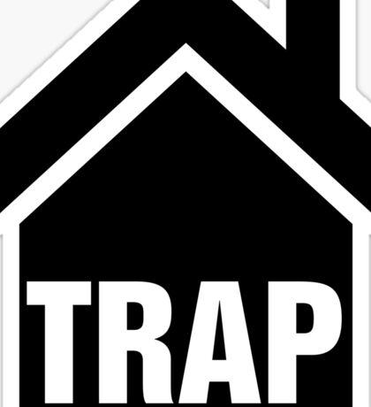 TrapHouse Sticker