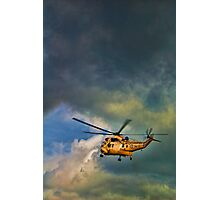 RAF Rescue Photographic Print