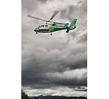 Great North Air Ambulance Photographic Print