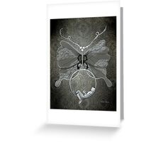 Lost in chapter 8 Greeting Card