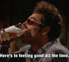 Feeling Good with Kramer by zooalbert