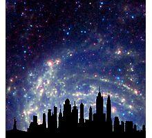New York Sky Photographic Print