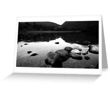 Stepping Stones Greeting Card