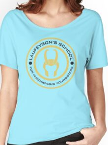 Laufeyson's School Women's Relaxed Fit T-Shirt