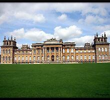 Blenhiem Palace , Stately Home by Jonathan  Jarman