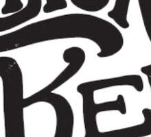 The Black Keys Logo Sticker