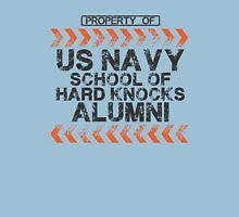 School of Hard Knocks - Navy - Light Colors Unisex T-Shirt