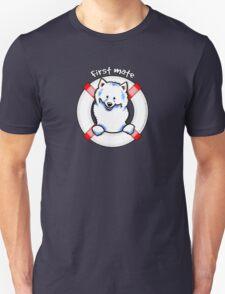 Samoyed :: First Mate T-Shirt