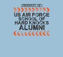 School of Hard Knocks - Air Force - Light Colors Unisex T-Shirt