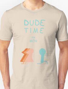 """Regular Show """"Dude Time"""" Unisex T-Shirt"""