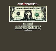 Pissed OFF Panda Hates the Almighty Dollar Unisex T-Shirt