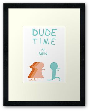"Regular Show ""Dude Time"" by Dire4chaos"