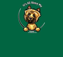 Cairn Terrier :: It's All About Me Womens Fitted T-Shirt