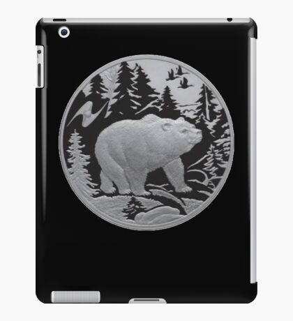 Russian Bear iPad Case/Skin
