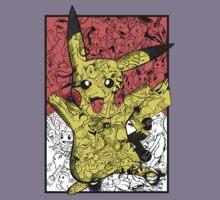Pokémontage Kids Clothes