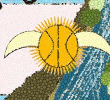 Argentina Quidditch Sticker