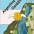Argentina Quidditch by Isaac Novak