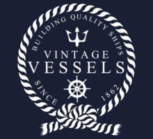 Vintage Vessels Kids Clothes
