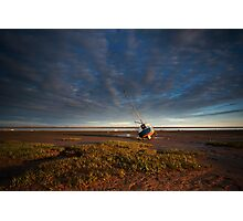 Lytham Light Photographic Print