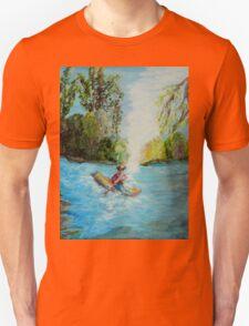 Following the Light Unisex T-Shirt