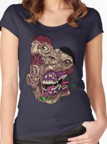 Sewer Mutant Women's Fitted Scoop T-Shirt