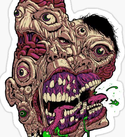 Sewer Mutant Sticker