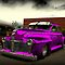 1941 Pontiac Custom Sedan Low Rider by TeeMack