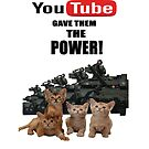 YouTube gave them the power! by Marc Grossberg