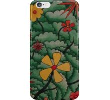 Flowers in her hair, no.2 iPhone Case/Skin