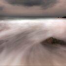 Misty Water-Rocky Bay Ireland by Pascal Lee (LIPF)